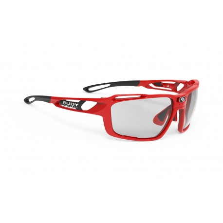 OKULARY RUDY PROJECT SINTRYX FIRE RED GLOSS SP49 45 00