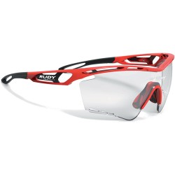 OKULARY RUDY PROJECT TRALYX FIRE RED