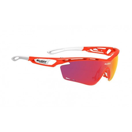 OKULARY Rudy Project Tralyx orange fluo + white