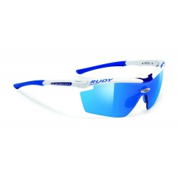 OKULARY RUDY PROJECT GENETYK RACING WHITE