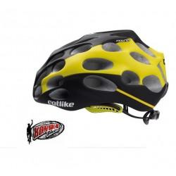 KASK rowerowy Catlike Mixino czarno żółty