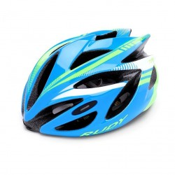 KASK RUDY PROJECT RUSH blue lime
