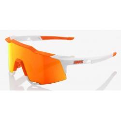 Soft Tact Day Glo Orange/White- HiPER Red
