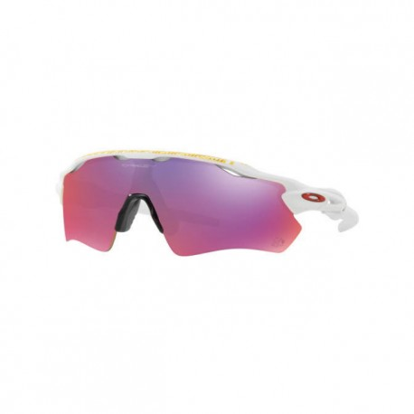 OAKLEY RADAR EV PATH TDEF MTT WHT W/PRIZM ROAD