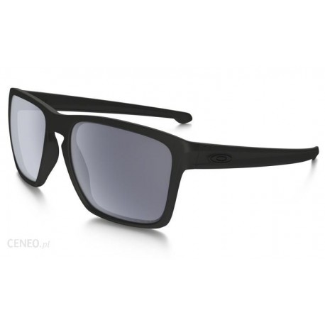 OAKLEY Sliver XL Matte Black w/Grey POLARIZED