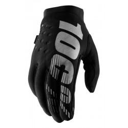 Rękawiczki BRISKER 100% czarne