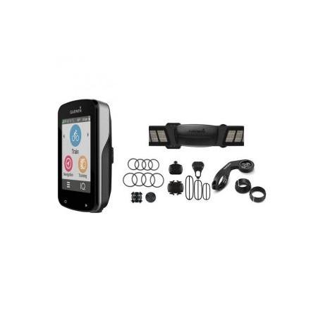 Garmin Edge 820 Bundle HR/CAD - Licznik rowerowy GPS
