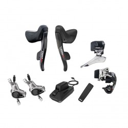 Sram Red eTap Kit Disc grupa tarcze Flat Mount