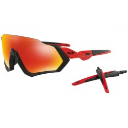 Okulary OAKLEY Flight Jacket Redline OO9401-0837