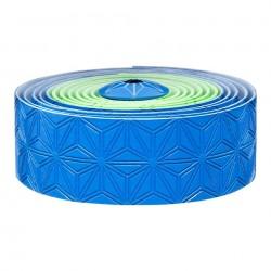 Supacaz Super Sticky Kush Owijka na kierownicę zielono niebieska