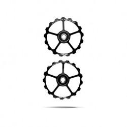 Kółka CeramicSpeed OSPW Shimano Black Coated